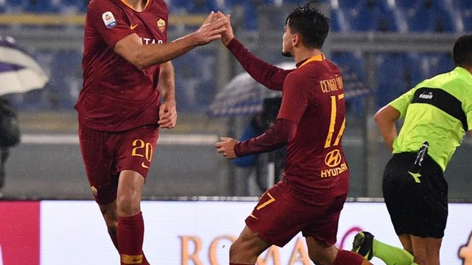 Roms, Di Francesco: ''Con il Sassuolo non si può sbagliare''
