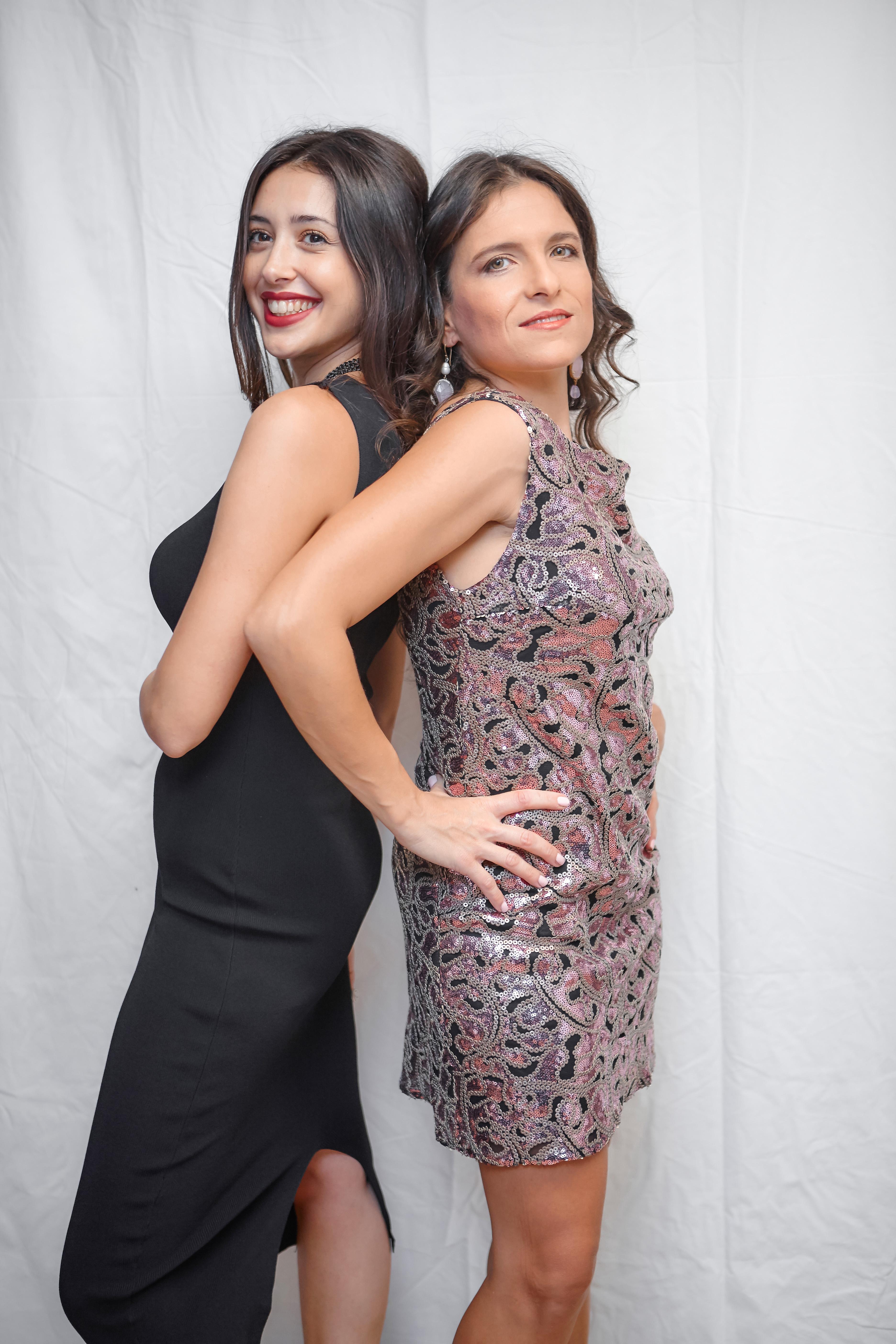 Sara Priolo e Milvia Averna Tivitti