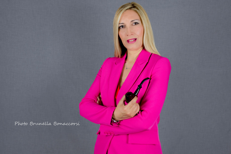 Agnese Virgillitto (foto di Brunella Bonaccorsi)