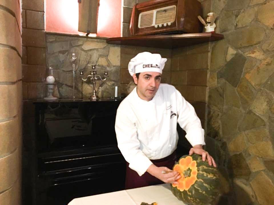 Marina d'Amare_lo chef Salvatore Cappadonia di Ron e Salvo