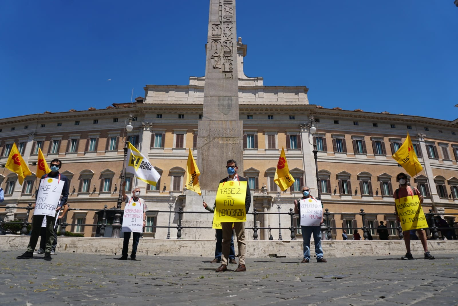 Radicali Italiani ROMA 210520